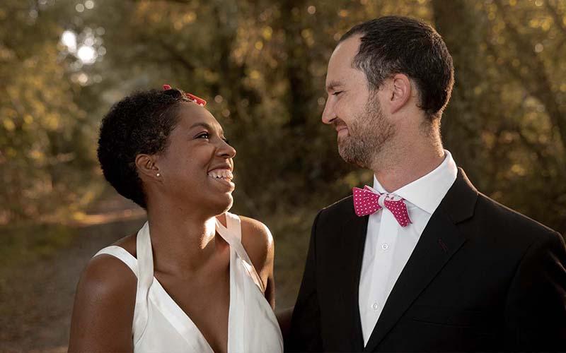 Clisson, un anniversaire de mariage en photos.