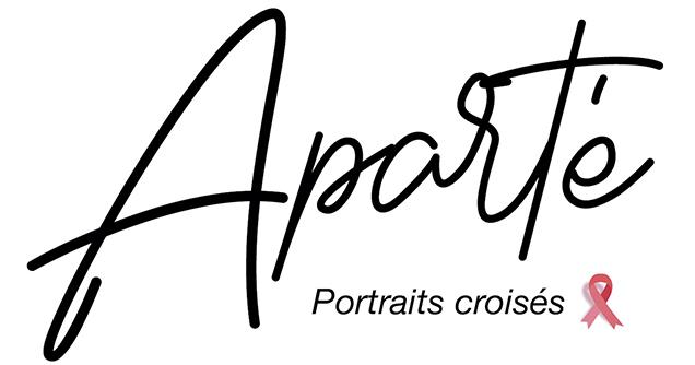 logo aparte portraits croises
