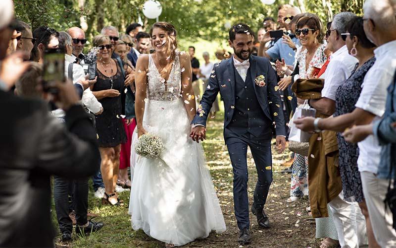 Un Mariage à Tiffauges, à la Vallée de la Roche