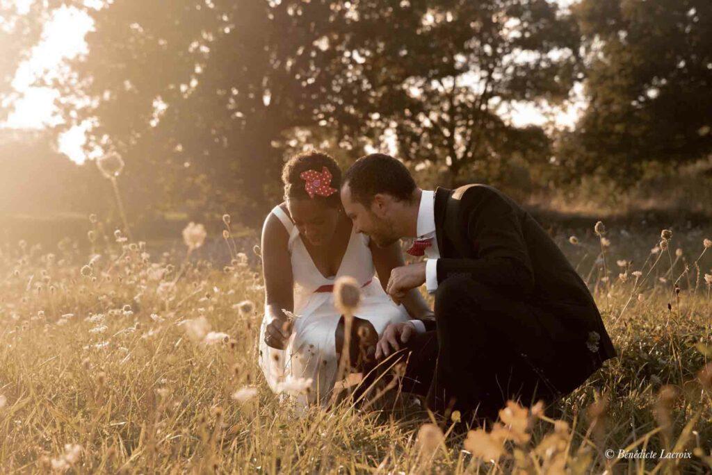 maries dans la nature