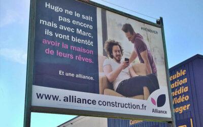 Alliance : nouvelle identité visuelle, nouvelle stratégie, nouvelle communication.