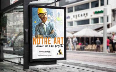 Refonte de l'identité visuelle d'Atic #3 : une campagne de communication originale et percutante.