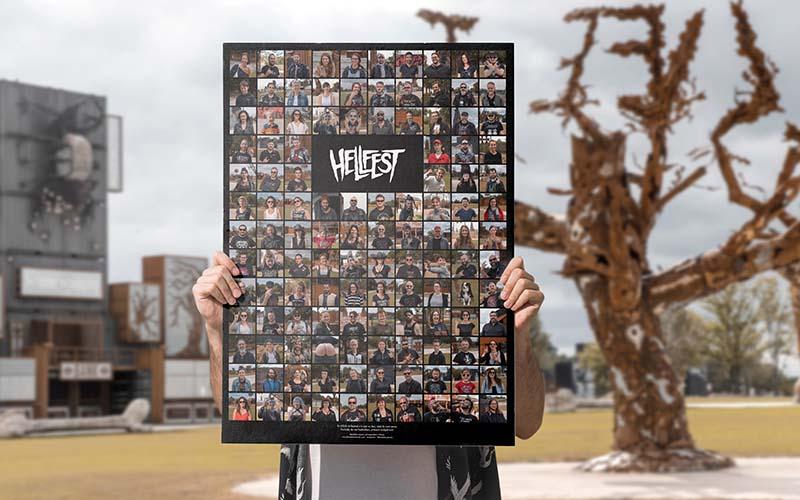 Hellfest 2020 annulé : Portraits de festivaliers sans festival.